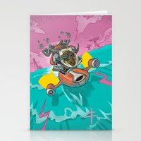 Astro Zodiac Force 02:  … Stationery Cards