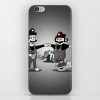 Super Smash'd Bros. iPhone & iPod Skin