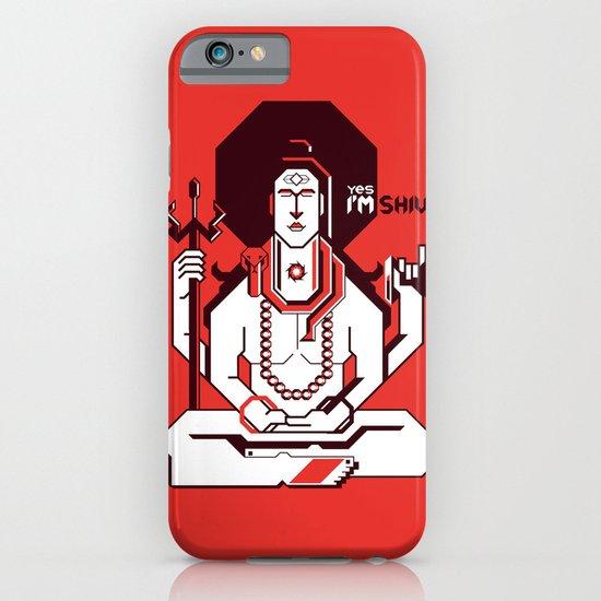 Shiva iPhone & iPod Case
