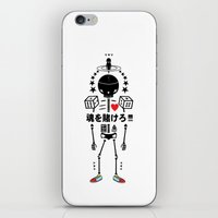 SOUL COLLECTOR - EP. SKELZERO iPhone & iPod Skin
