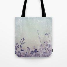 Landscape 1 (blue tones) Tote Bag