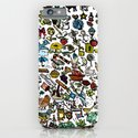 100 things iPhone & iPod Case