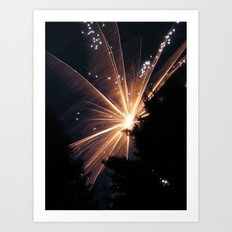 Have a Blast! Art Print