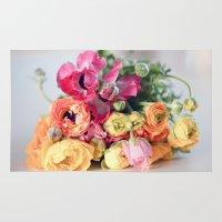 Spring Bouquet Rug