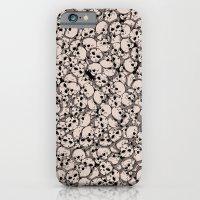 Skull Pattern iPhone 6 Slim Case
