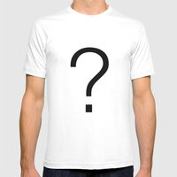 er? Mens Fitted Tee White SMALL