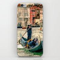 Venice Grand Canal iPhone & iPod Skin
