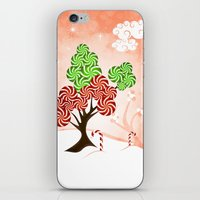 Magic Candy Tree - V1 iPhone & iPod Skin