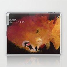 INDIANA - Heart On Fire Laptop & iPad Skin