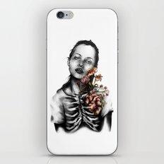 Heartbeats // Illustration iPhone & iPod Skin