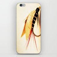 The Blae and Black iPhone & iPod Skin