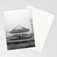 Silent Beach Park Stationery Cards