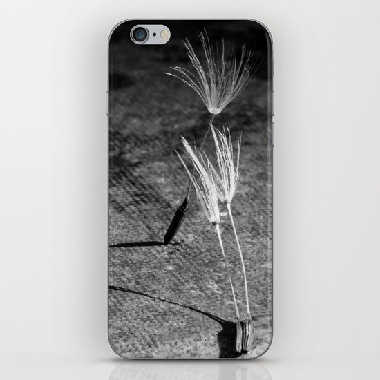 hold me up iPhone & iPod Skin