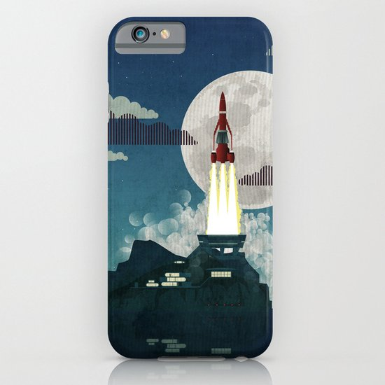 Tracy Island iPhone & iPod Case