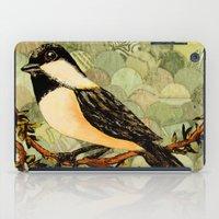 Winged Messenger iPad Case