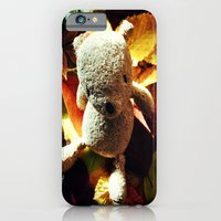 iPhone & iPod Case featuring Autumn Leaves by Palin