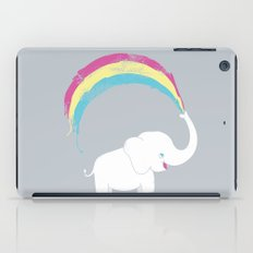Elephant Painting! iPad Case