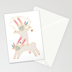 Acrobats Stationery Cards