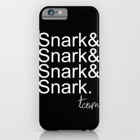 iPhone & iPod Case featuring #Snark by @thecultureofme