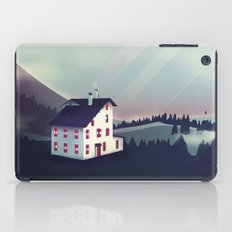 Castle In The Mountains iPad Case