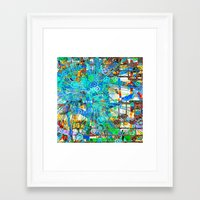 Eric (Goldberg Variation… Framed Art Print