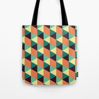 Fall Illusions Tote Bag
