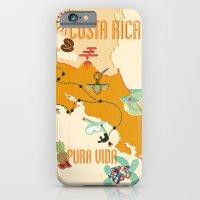 Costa Rica iPhone 6 Slim Case
