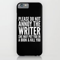 Please Do Not Annoy The … iPhone 6 Slim Case