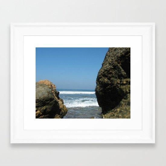 Maruata #9 Framed Art Print