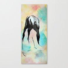 Steph Canvas Print
