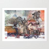 The Coalition Art Print