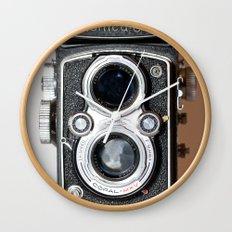 Yashica Vintage Camera Wall Clock
