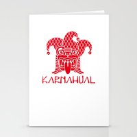 Karnahual Stationery Cards
