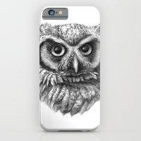 Intense Owl G137 iPhone 6 Slim Case