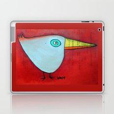Birdy Blue Laptop & iPad Skin