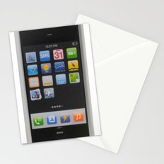 iPhone protoype Stationery Cards