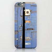 Vintage Door iPhone 6 Slim Case