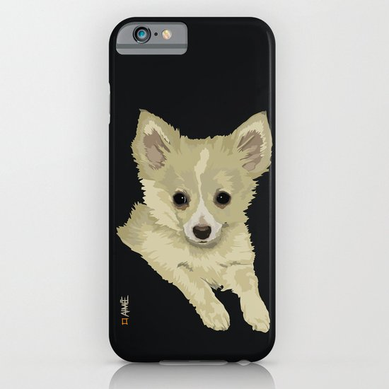 Long Hair Chihuahua iPhone & iPod Case