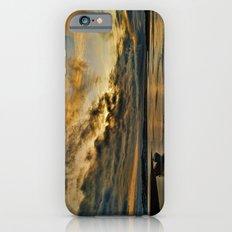 Fire in the Sky iPhone 6 Slim Case