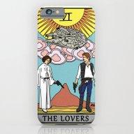 The Lovers - Tarot Card iPhone 6 Slim Case