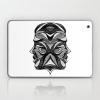 Signs Of The Zodiac - Ge… Laptop & iPad Skin