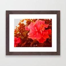 High Biss-Quick Framed Art Print
