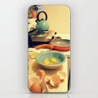 Sunday Morning Breakfast iPhone & iPod Skin