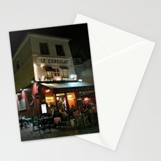 Paris by Night Stationery Cards
