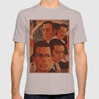 L.A Confidential Mens Fitted Tee Cinder SMALL