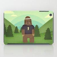 sasquatch  iPad Case