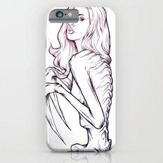 Beauty the Beast iPhone 6 Slim Case