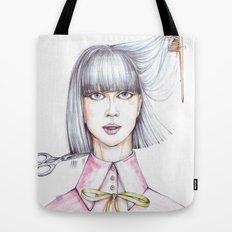 Haircut Tote Bag