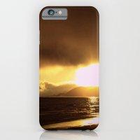Golden Sky iPhone 6 Slim Case