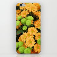Flower To The People iPhone & iPod Skin